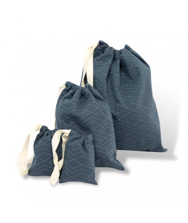 Pack de bolsas guardería impermeables
