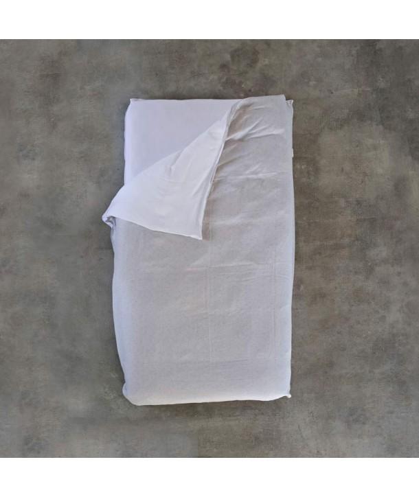 Housse de couette en mousseline pour lit de 90 cm