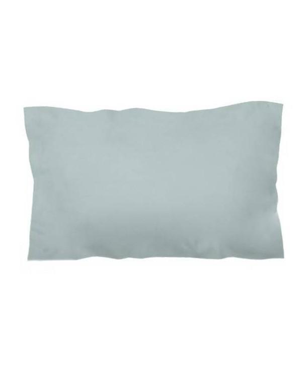 Funda de almohada de punto de algodón de cama de 70cm y 90cm