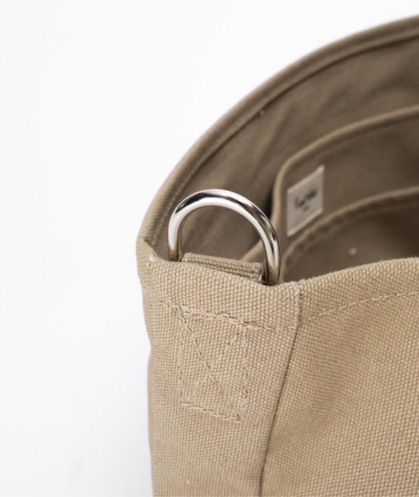 Customizable base messenger style bag