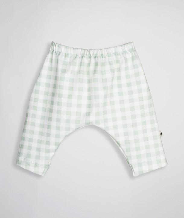 Organic cotton newborn pant