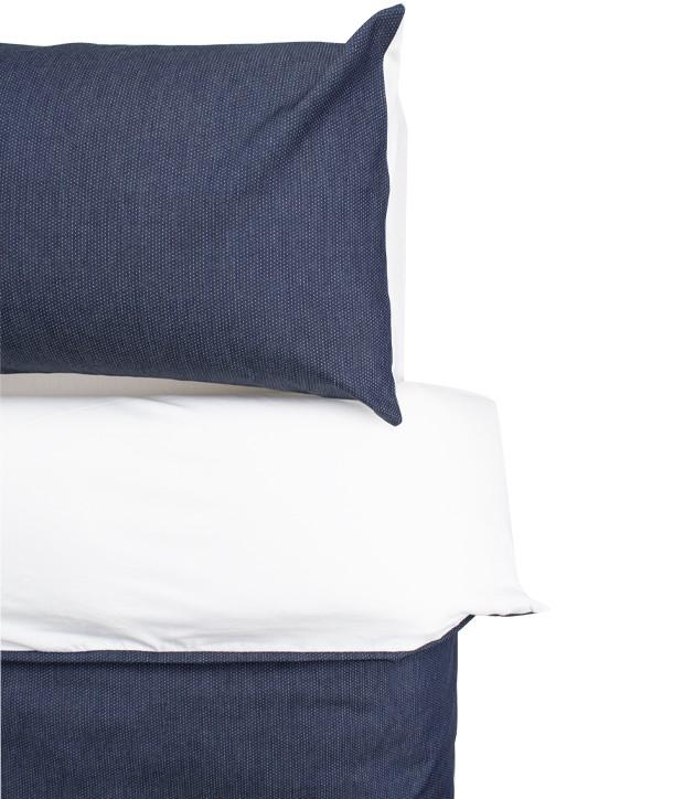 Housse pour couette + housse pour taie d'oreiller pour lit IKEA de 110 x 180 cm