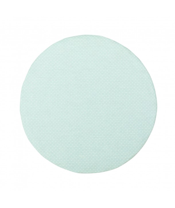 Round placemat with waterproof cover Ø 36 cm