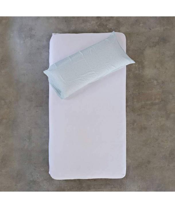Funda de almohada de muselina