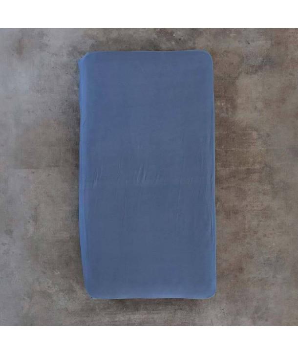 Bajera ajustable de punto de algodón para cama 90cm,150cm y 180cm
